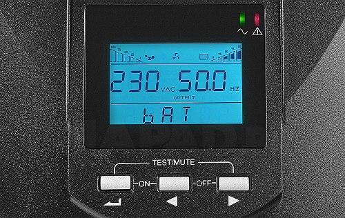 Zasilacz bezprzerwowy EAST 1000-LCD