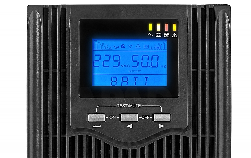 Zasilacz UPS EAST 1000 S LCD