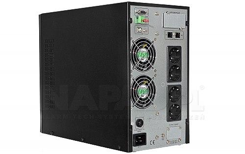 Zasilacz bezprzerwowy UPS 2000LCD