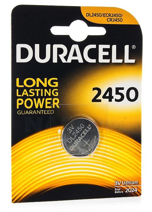 Bateria CR2450 DURACELL