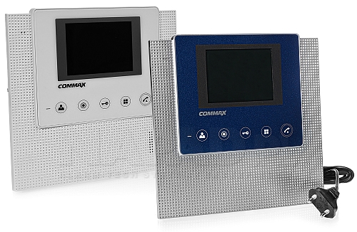 Monitor wideodomofonowy kolorowy CDV-43U BLUE COMMAX