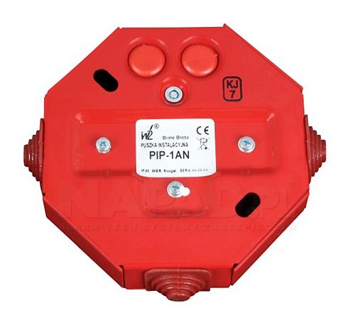 Puszka instalacyjna PIP-1AN rozgałęźna
