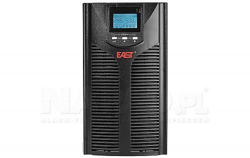 Zasilacz UPS EAST 3000 LCD