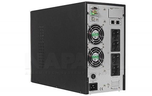 Zasilacz bezprzerwowy UPS-3000 LCD