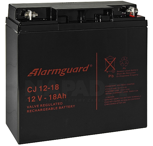 Akumulator 18Ah/12V CJ12-18