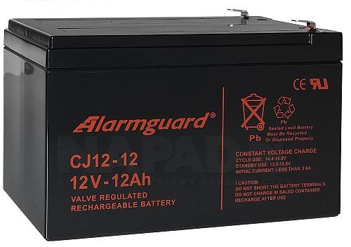 Akumulator 12Ah/12V CJ12-12 T2