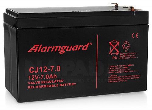Akumulator 7Ah/12V CJ12-7.0
