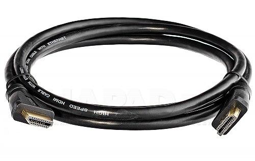 Przewód HDMI-HDMI 1.4 - 1,5 m