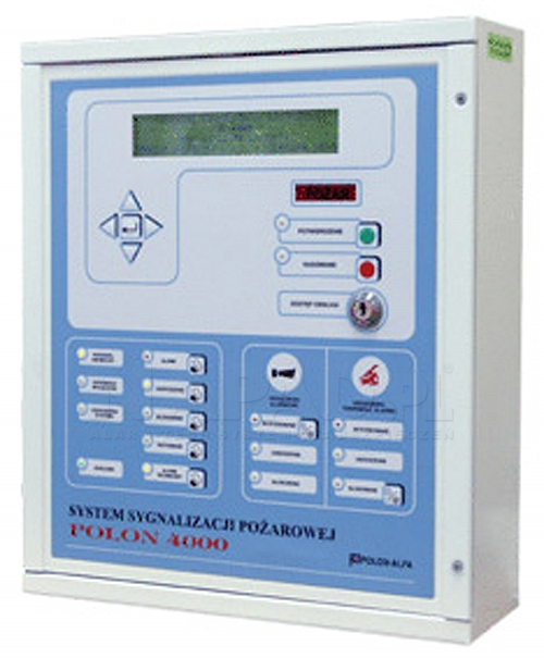 Terminal sygnalizacji równoległej TSR-4000SP