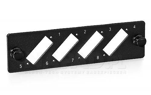 Panel 8-portowy do adapterów SC FPD22-8-A