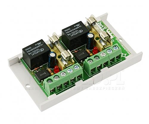 Moduł przekaźnikowy PU2 AWZ512