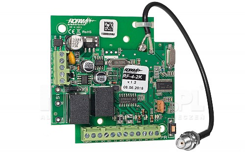 Zestaw transmisji RF4-2K Ropam