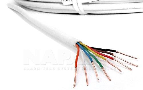 Kabel alarmowy Bitner YTDY 8x 0,5mm