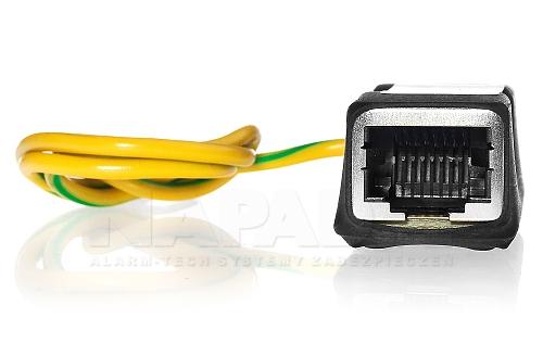 Ogranicznik przepięć 1Gbps ATTE IPP121HS