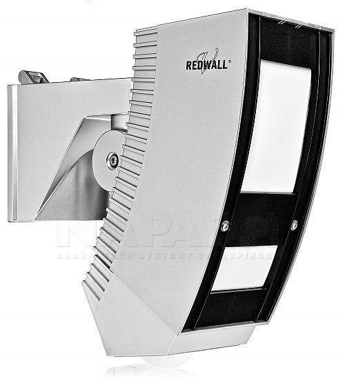 Zewnętrzna kurtynowa czujka ruchu SIP-404/5 Redwall