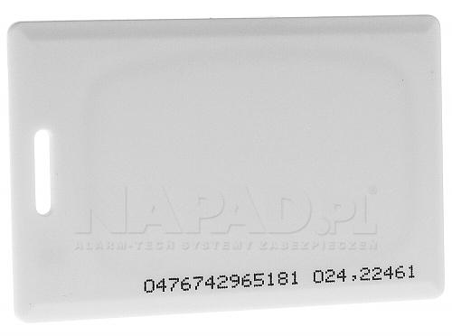 KD-CEM125 karta zbliżeniowa gruba