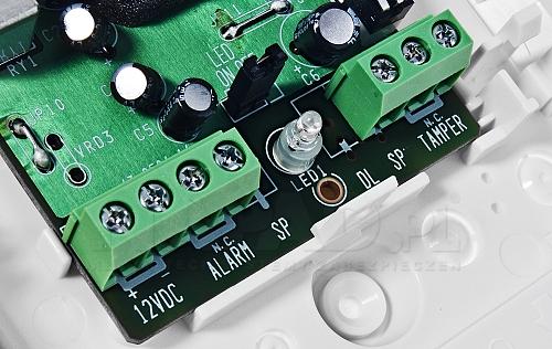 Wewnętrzny czujnik podczerwieni CX-702 Optex
