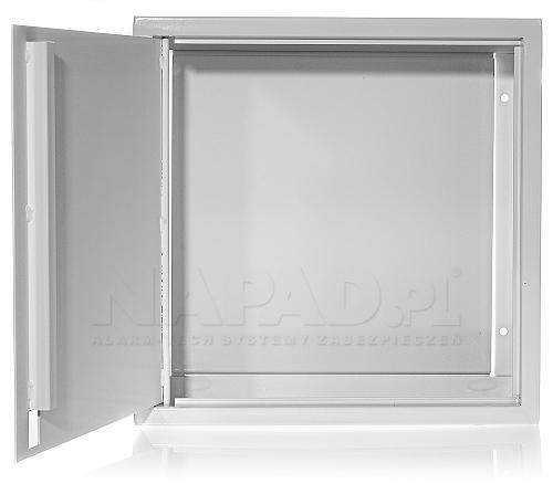 Poważnie Obudowa metalowa 400x400x180 • w NAPAD.PL HX41