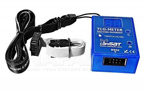 Miernik sygnału RSSI TCO-Meter
