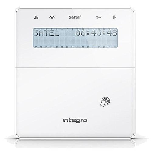 INT-KLFR-W Manipulator LCD Satel