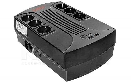 Zasilacz UPS EAST 850-D-LI LED