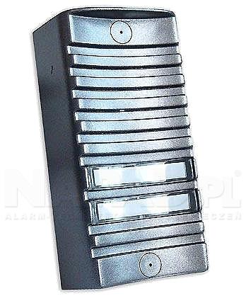 Kaseta domofonu zewnętrzna BKM2