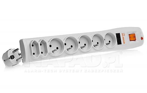 Filtr zasilający Acar P7 NET 10A 1,5m
