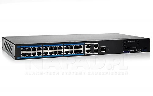 Switch 24-portowy PX-SW24-SPL2-U4G