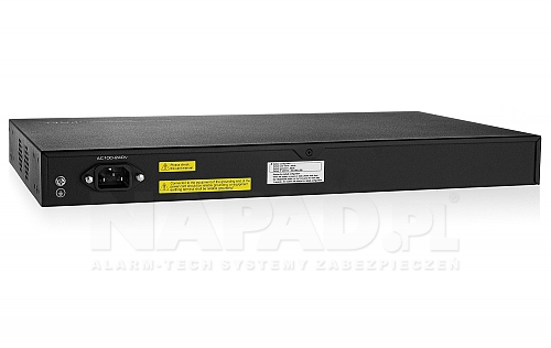 Switch 24-portowy SW224E-POE-L2