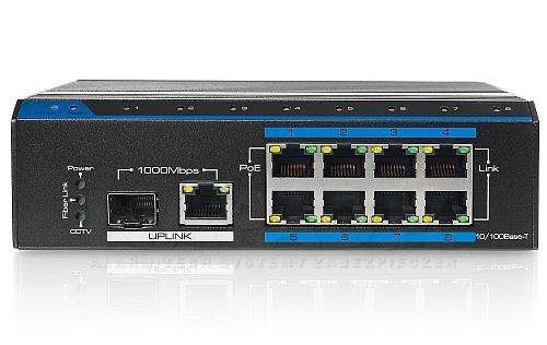 Switch 8-portowy SW208E-POE