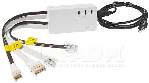 Konwerter USB-RS do programowania