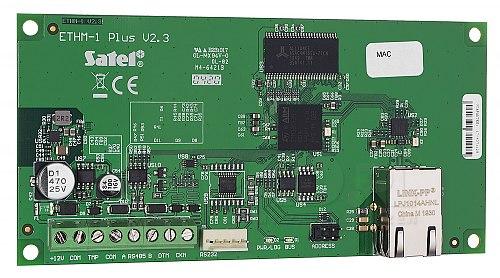Ethernetowy moduł komunikacyjny ETHM-1 Plus