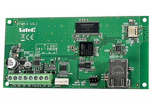 Ethernetowy moduł komunikacyjny ETHM-1 Plus SATEL