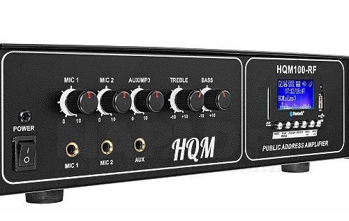 HQM-100-RF-BT