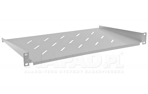 Półka doczołowa Systems RACK biała 450mm