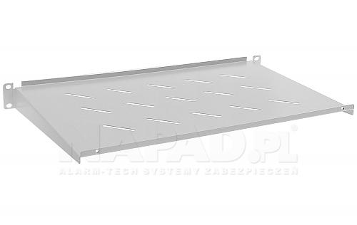 Półka doczołowa do szaf Rack PD450W biała