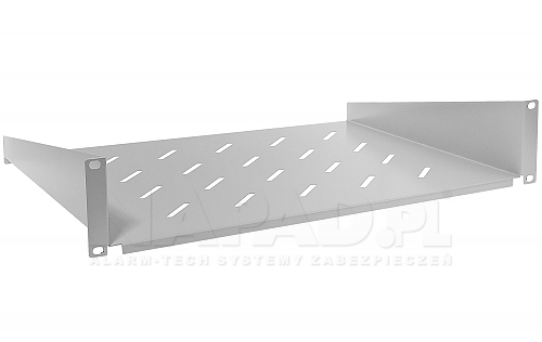 Półka doczołowa do szafy RACK PD600W