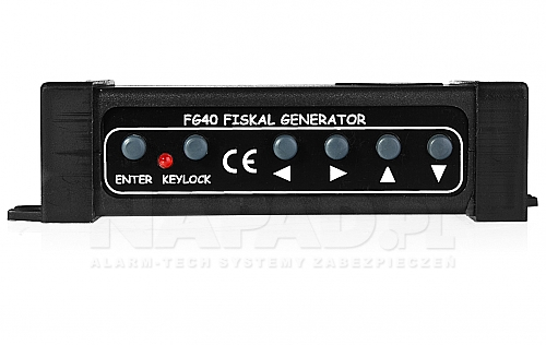 Generator obrazu transakcji fiskalnych FG-40