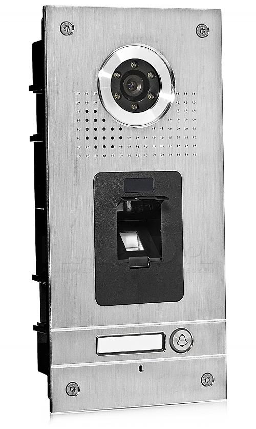 S561Z - Jednoabonentowa stacja bramowa z kamerą i czytnikiem