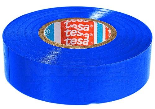 Taśma izolacyjna Tesa niebieska