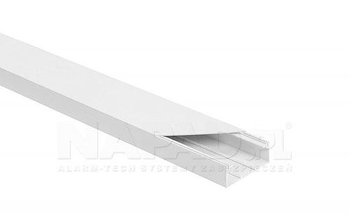 Listwa elektroinstalacyjna LS 60x25 biała