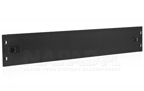 Panel zaślepiający do szafy Rack 19'' PZW2U
