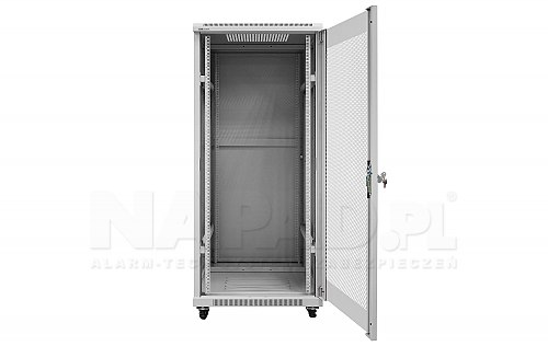 Szafa Rack 19'' 27U 800mm S6827DPW