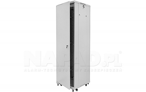 Szafa Rack 19'' 42U 1000mm S6142DPW