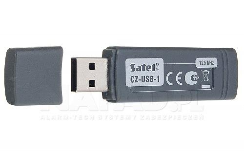 Czytnik kart zbliżeniowych CZ-USB-1