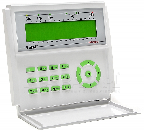 Manipulator LCD INT-KLCDR-GR