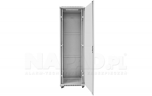 Szafa Rack 19'' 42U 600mm S6642W