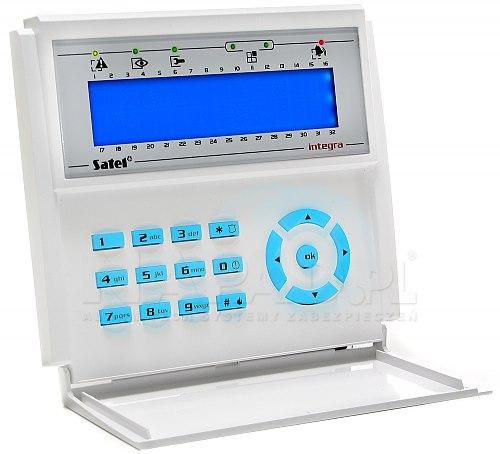 INT-KLCD-BL Manipulator LCD Satel
