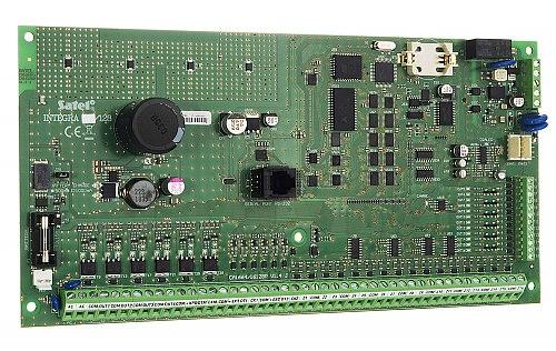 Płyta główna centrali alarmowej INTEGRA 128