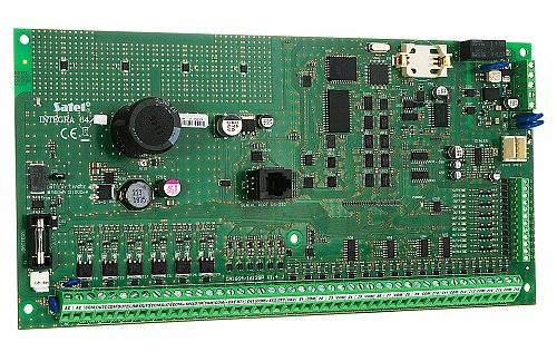 Płyta główna centrali alarmowej INTEGRA 64